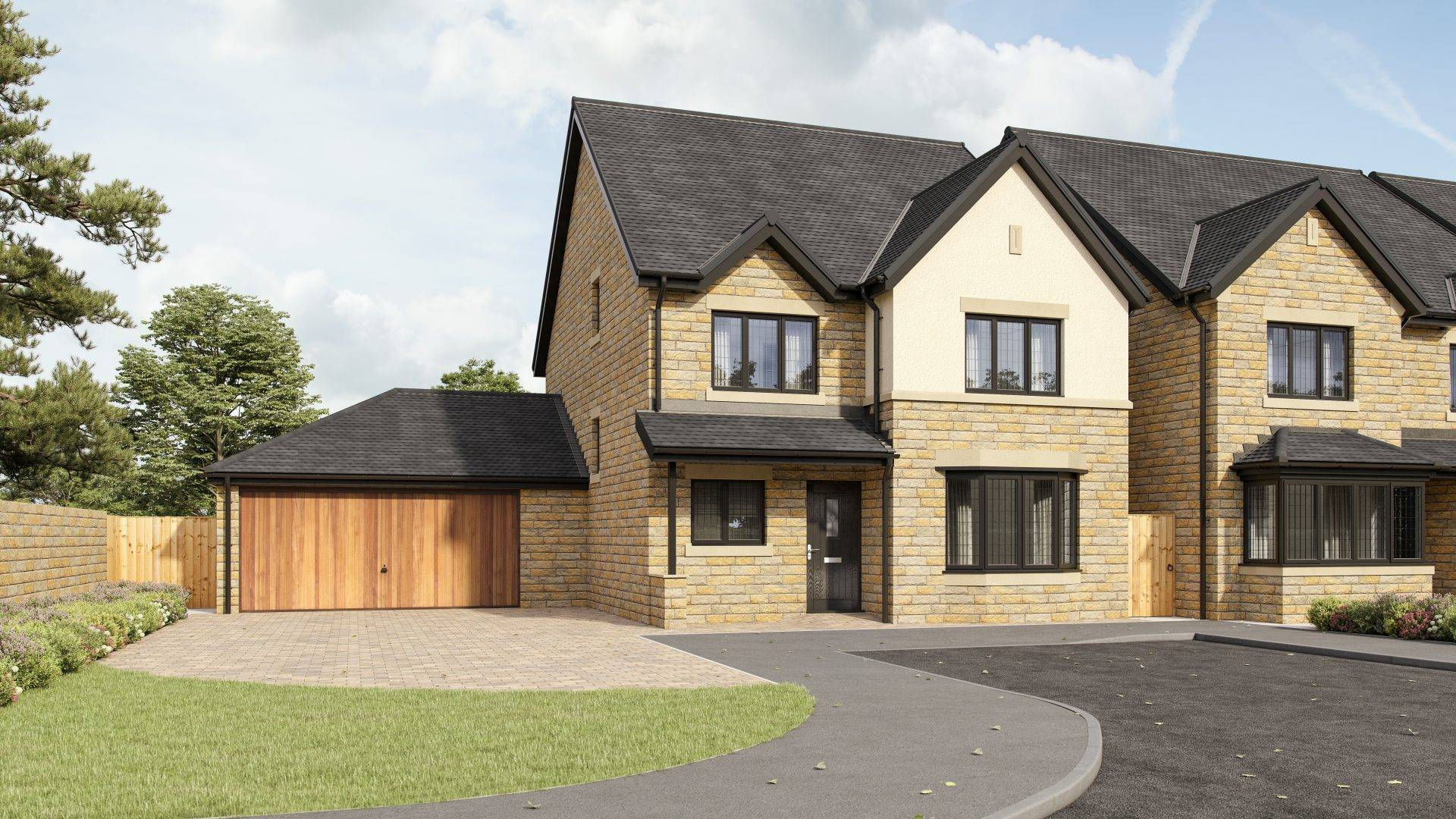 The Sutton - Part of Oak Tree Developments's range