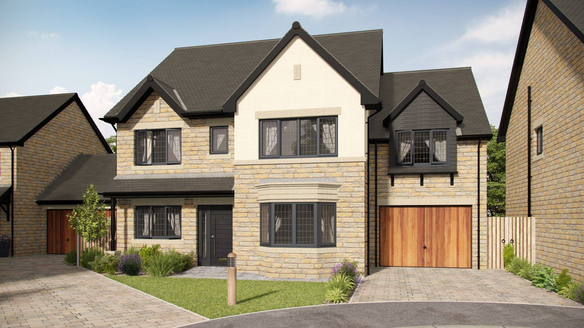 Hardwick - Wyre Grange
