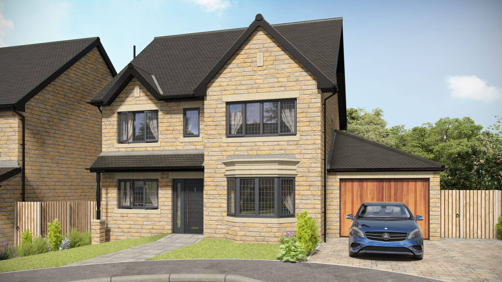 The Hardwick - Part of Oak Tree Developments's range