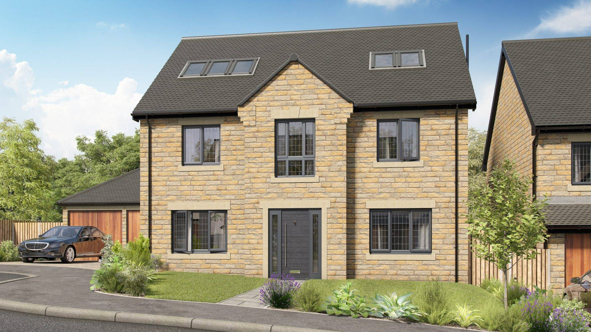 The Lancaster - Part of Oak Tree Developments's range